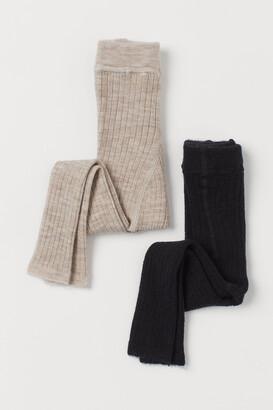 H&M 2-pack Wool-blend Leggings