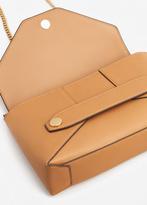 MANGO Studded Chain Bag