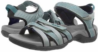 Teva Women's W Tirra Sport Sandal Hera Gray Mist 5 Medium US