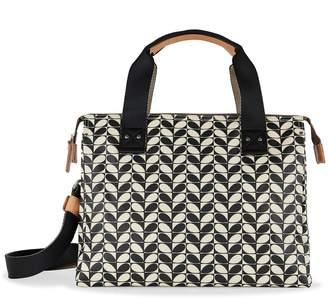 Orla Kiely Watson Messenger Bag, Mono