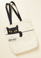 ModCloth Give You Paws Tote