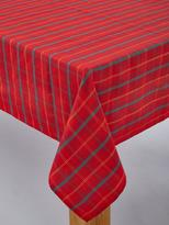 Very Tartan Christmas Tablecloth - 52 x 90 inches