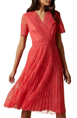 Ted Baker Sonyyia Faux Wrap Dress
