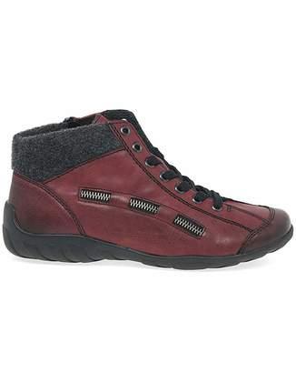 Rieker Jinnie Womens Standard Fit Boots