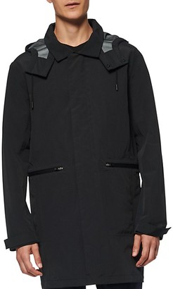 Andrew Marc Ottley Waterproof Raincoat