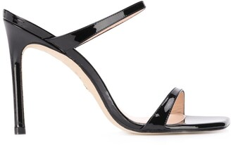 Stuart Weitzman Strappy High-Heel Sandals