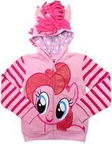 My Little Pony Pinkie Pie Girls Embellished Hoodie