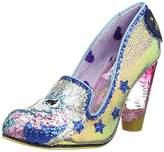 Irregular Choice Women's Lady Misty Closed-Toe Heels,40 EU