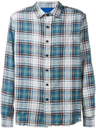 Simon Miller plaid shirt