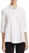 Foxcroft Casey Button-Down Tunic