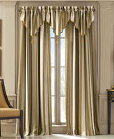 "J Queen New York Queen Street Jasper Stripe 50"" x 95"" Rod Pocket Curtain Panel"