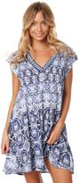 Volcom Into Summer Dress Blue