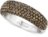 LeVian Le Vian Chocolatier® Diamond Band (1-1/5 ct. t.w.) in 14k White Gold