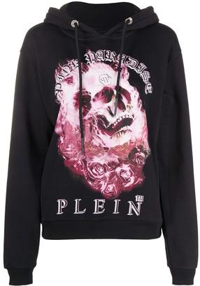 Philipp Plein Paradise Skull pullover hoodie