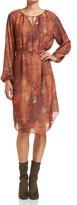 SABA Ember Print Dress