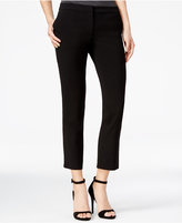 Amy Byer Juniors' Cropped Bootcut Trousers