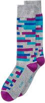 Alfani Men's Broken-Stripe Socks, Created for Macy's