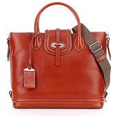 Dooney & Bourke Florentine Leather Side Zip Tote
