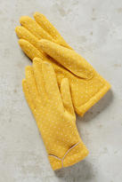 Anthropologie Fine Point Gloves