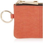 "Oasis LEATHER COIN PURSE [span class=""variation_color_heading""]- Mid Orange[/span]"