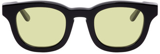Thierry Lasry Black and Yellow Monopoly 101 Sunglasses