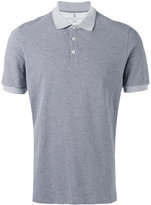 Brunello Cucinelli classic polo shirt - men - Cotton - M