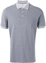 Brunello Cucinelli classic polo shirt - men - Cotton - XL