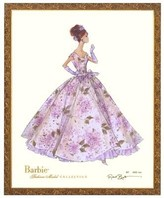 The Well Appointed House Barbie Fashion Model Collector's Edition Signed and Numbered Lithograph: Violette