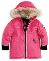 Canada Goose Infant Girls' Reese Parka - Sizes 6-24 Months