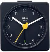 Braun Analogue Travel Alarm Clock