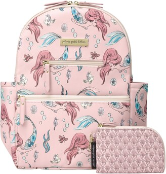 Petunia Pickle Bottom x Disney Little Mermaid Ace Diaper Bag Backpack