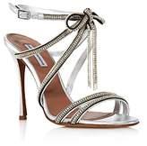 Tabitha Simmons Women's Iceley Rhinestone Bow High-Heel Sandals