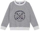 Petit Bateau Boys sweatshirt with motif