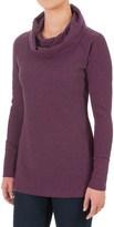 Columbia Weekday Waffle II Cowl Neck Tunic Shirt - Long Sleeve (For Women)