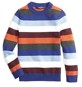 Brooks Brothers Boys' Striped Wool Sweater - Big Kid