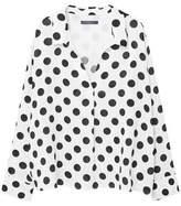 Violeta BY MANGO Flowy printed blouse