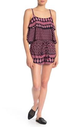 Raga Avah Patterned Shorts