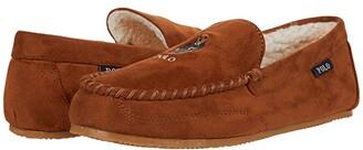 Polo Ralph Lauren Dezi V Bear (Black) Men's Shoes