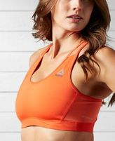 Reebok PlayDry Medium-Impact Sports Bra