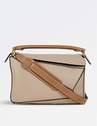 Loewe Puzzle medium multi-function leather bag