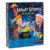 SCIENTIFIC EXPLORER Scientific Explorer Magic Science For Wizards Only Kit 15-pc. Discovery Toy
