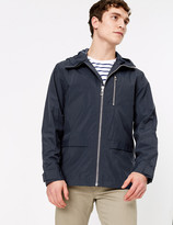 Marks and Spencer Hooded Parka with Stormwear