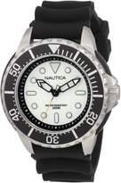 Nautica NMX 650 Resin Strap Men's watch #N19583G