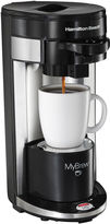 Hamilton Beach FlexBrew Single-Cup Coffee Maker