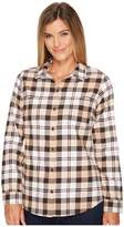 Royal Robbins Lieback Flannel Long Sleeve Women's Long Sleeve Button Up