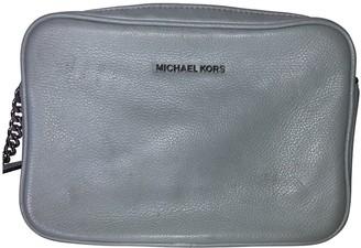 Michael Kors Turquoise Leather Handbags