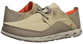 Columbia Bahamatm Vent Relaxed PFG (British Tan/Tangy Orange) Men's Shoes