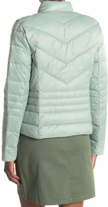 Vero Moda Funnel Neck Short Puffer Coat