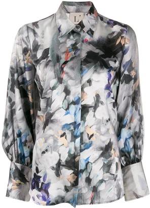 L'Autre Chose Painterly shirt