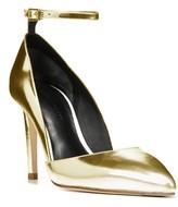 Diane von Furstenberg Women's Laredo Ankle Strap Pump